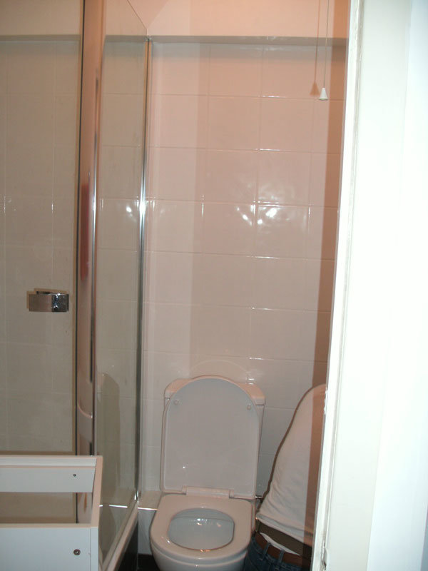 Small bathroom in russel square london bathroom fitters - Bathroom accessories london ...